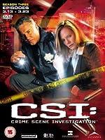CSI: Crime Scene Investigation - Las Vegas - Season 3 Part 2 [DVD] [2001]