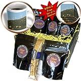 cgb_81708_1 Danita Delimont - Energy - France, Corsica, Maccinagio, Energy, Wind turbines - EU09 TDR0031 - Trish Drury - Coffee Gift Baskets - Coffee Gift Basket