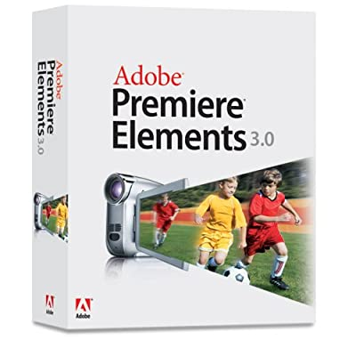 Adobe Premiere Elements 3.0 [OLD VERSION]