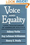 Voice and Equality: Civic Voluntarism...