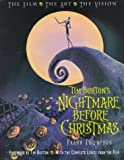 Tim Burton's Nightmare Before Christmas: The Film, the Art, the Vision (078688066X) by Thompson, Frank
