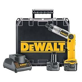 Dewalt DW920K-2 DW920K-2, 7.2-Volt Cordless Screwdriver
