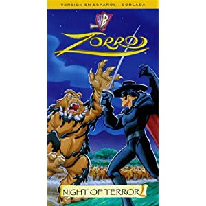 Zorro: Night of Terror movie