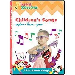 Baby Genius: Children's Songs