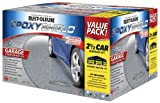 Rust-Oleum 261845 50 Voc - 2.5 Car Epoxy Shield Garage Floor Kit, Gray