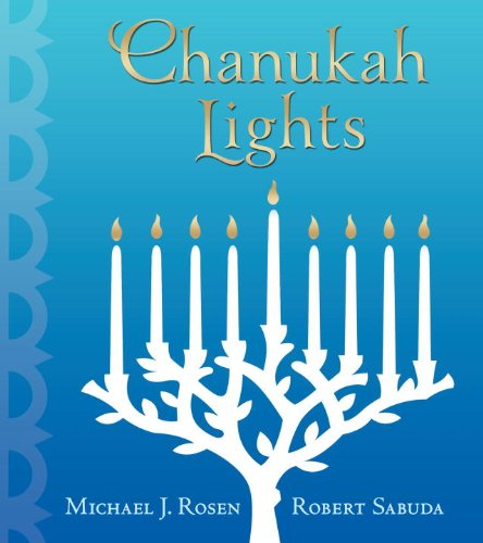 Chanukah Lights, Michael J. Rosen