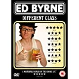 Ed Byrne - Different Class - Live [DVD] [2009]by Ed Byrne