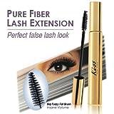 Kiss Pure Fiber Lash Extension Emf01 True Black by KISS