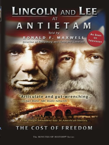 Lincoln and Lee at Antietam - The Cost of Freedom
