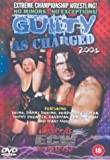 Extreme Championship Wrestling: Guilty As Charged 2001 [DVD]