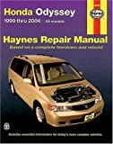 Honda Odyssey 1999-2004 (Hayne's Automotive Repair Manual)