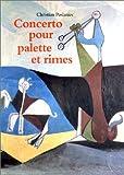 """Afficher """"Concerto pour palette et rimes"""""""