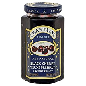 Chantaine, Preserves Blk Chry, 11.5 OZ (Pack of 6)
