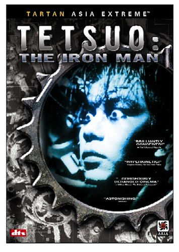 Cover art for  Tetsuo - The Iron Man (Special Edition)