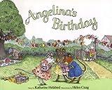 Angelina's Birthday (Mini Hardback) Katharine Holabird