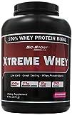 Biosport USA X-Treme Whey Weight Loss Product Strawberry 5 Pound