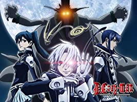 D. Gray Man Season 1