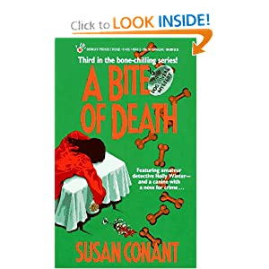 A Bite of Death Susan Conant
