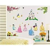 Syga Angel Kids Room Decor Wall Stickers ABC_SUSE