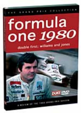 Formula 1 1980 Review [DVD]