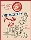 img - for The Military Pin-Up Kit with Other and Postcard book / textbook / text book