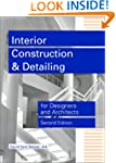 Interior Construction and Detailing f...