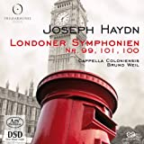 Haydn: London Symphonies No. 99, 100, 101
