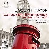 Joseph Haydn London Symphonies 99, 100, 101