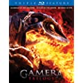 Gamera Triple Feature (Blu-Ray)