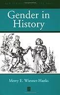 Gender in History by Wiesner