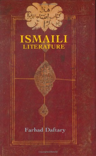 Ismaili Literature: A Bibliography of Sources and Studies