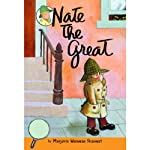 Nate the Great: Nate the Great: Favorites (       UNABRIDGED) by Marjorie Weinman Sharmat Narrated by John Lavelle