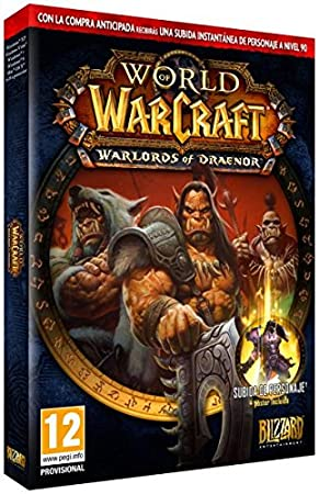 World of Warcraft: Warlords of Draenor (compra anticipada)