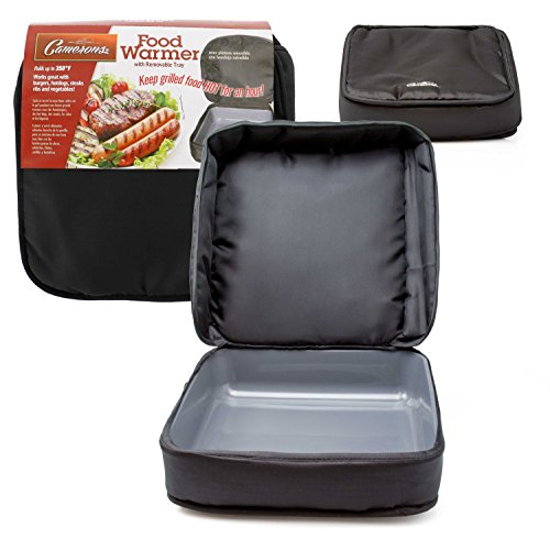 Insulated Food Carrier - Portable Hot Food Bag Keeps Food Warm For Up To One Hour - 1