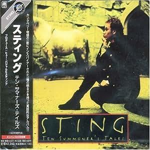 Sting Ten Summoner S Tales Amazon Com Music