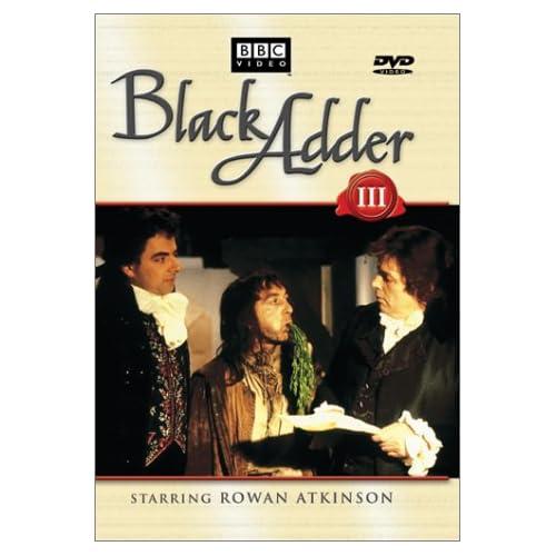 [RS][HF][ST] Czarna �mija / Black Adder (1983-1989) Lektor PL