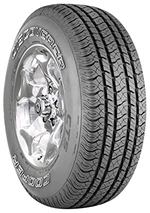 COOPER DISCOVERER CTS XLPLY BW – P235/70R17 111T
