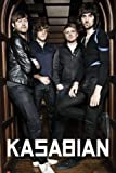Posters: Kasabian Poster - Velociraptor! (36 x 24 inches)
