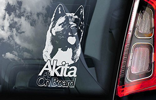 american-akita-car-window-sticker-dog-sign-external-printed-v05