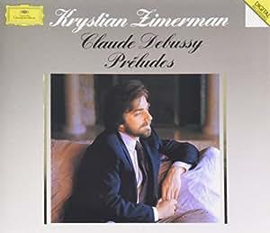 Debussy: Préludes pour piano ~ Livres I & II