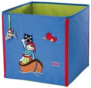 Sigikid 23470 Sammy Samoa - Cesta para guardar juguetes - BebeHogar.com