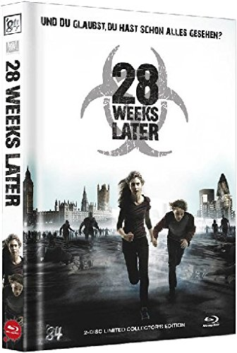 28 Weeks Later [Blu-ray] [Limited Collector's Edition]