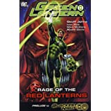 Green Lantern: Rage of the Red Lanternsby Shane Davis