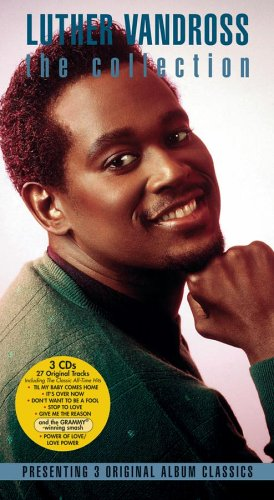 Luther Vandross - The Collection: The Night I Fell in Love/Give Me the Reason/Power of Love - Zortam Music