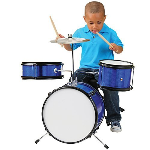 cp-toys-child-sized-professional-drum-set-with-adjustable-stool-5-pc