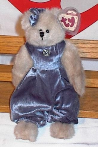 TY Attic Treasure - CASSIE the Bear