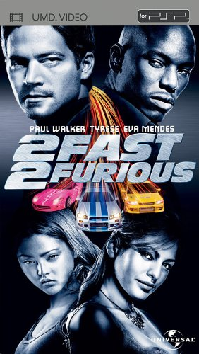 2 Fast 2 Furious [UMD Universal Media Disc]