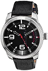 Tommy Hilfiger Analog Black Dial Mens Watch - TH1791014J