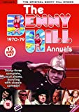 The Benny Hill Annuals 1970-1979 - The Complete 12 Disc Box Set [DVD]