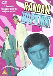 Randall And Hopkirk (Deceased): Episodes 1-2 [DVD] [1969]